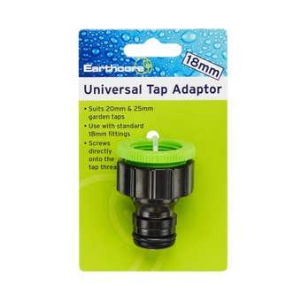 Earthcore Universal Tap Adaptor 18mm