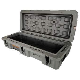 Hardcase Cargo Box Dark Grey 95L