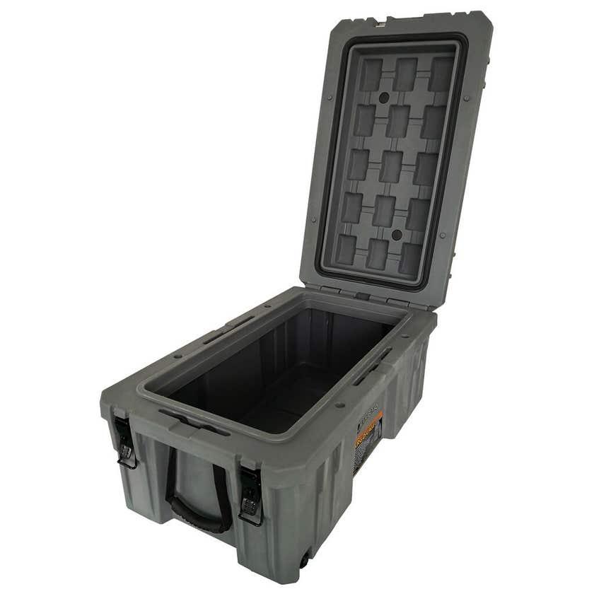 Hardcase Cargo Box Dark Grey 105L