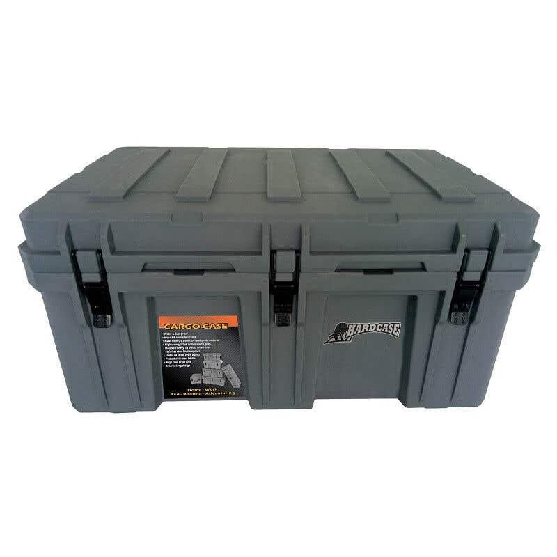Hardcase Cargo Box Dark Grey 160L