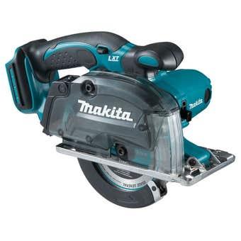 Makita 18V Metal Cutter Skin 136mm