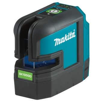 Makita 12V Max Green Cross Line Laser Skin