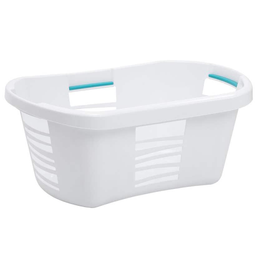 Buy Right Hip Hugger Laundry Basket 45L