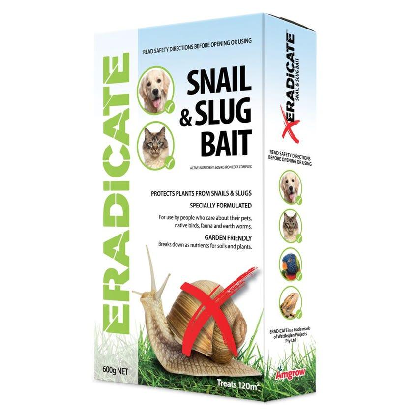 Eradicate Snail & Slug Bait 600g
