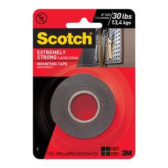 Scotch Extreme Mounting Tape  2.5cm x 1.5m
