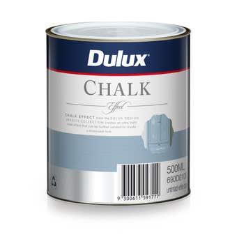 Dulux Design Effects Chalk White 500ml