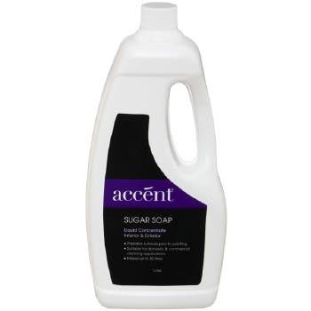 Accent® Sugar Soap Concentrate 1L