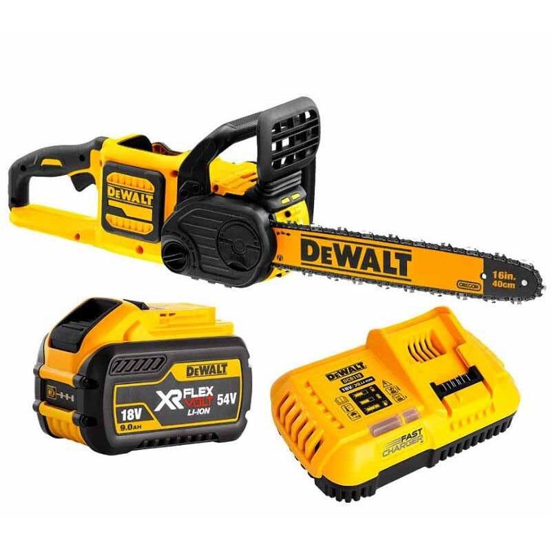 DeWALT 54V XR FlexVolt Chainsaw 9.0Ah Kit