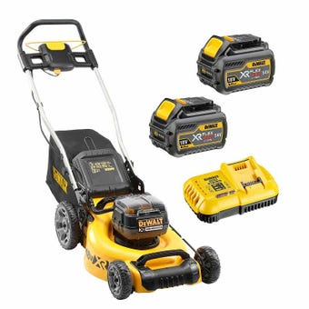 DeWALT 18V x 2 XR Brushless Mower 6.0Ah Kit