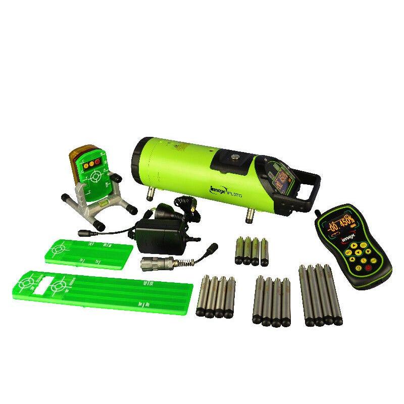Imex Green Beam Pipe Laser IPL3TG