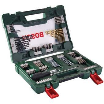 Bosch Drill Bit & Screwdriver Set - 91 Piece