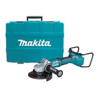 """Makita 18V x 2 Brushless AWS 180mm (7"""") Angle Grinder Skin"""