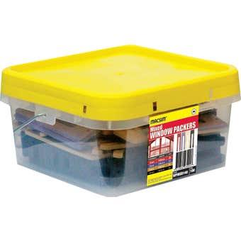 Macsim Window Packer Mixed 140mm - Box of 100