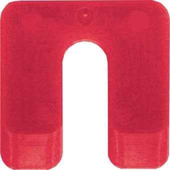Window Packer Red 1mm x 48mm - Box of 100