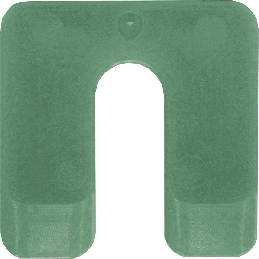 Window Packer Green 3mm x 47mm - Box of 100