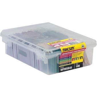 Macsim Window Packer Mixed 45mm - Box of 100