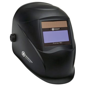 Promax 180 Welding Helmet Black