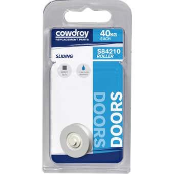 Cowdroy Stainless Steel Glass Door Roller 32mm