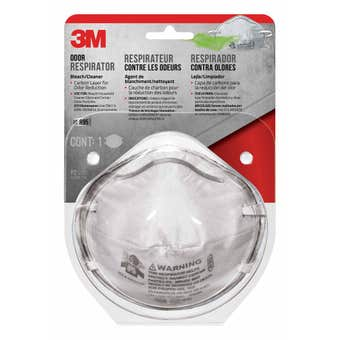 3M Disposable Odour Respirators