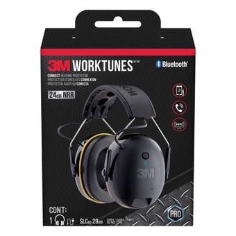 3M WorkTunes Call Connect Bluetooth Earmuffs