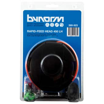 Bynorm Line Trimmer Bump Feed Head Large