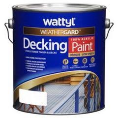 Wattyl Weathergard Decking Paint 10L