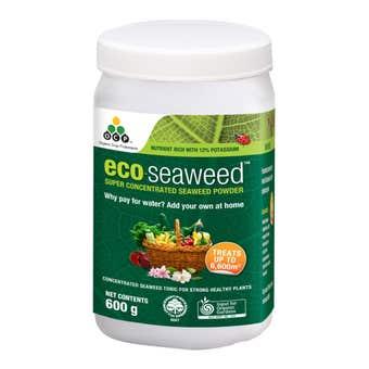 Eco-Organic Garden Eco-Seaweed Soluble Fertiliser 600g