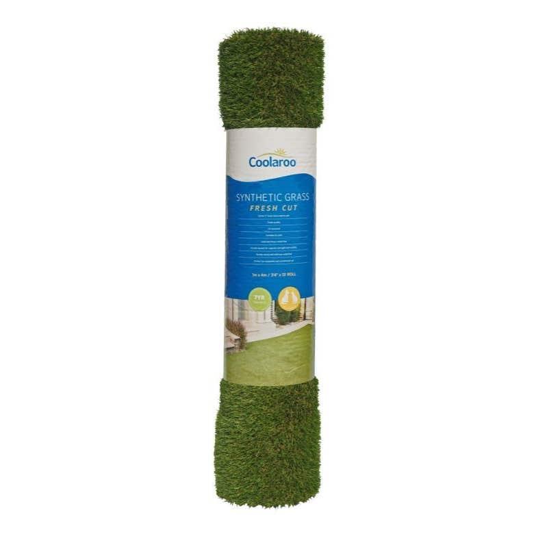 Coolaroo Synthetic Grass Fresh Cut 1 x 4m