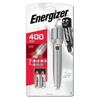 Energizer Vision HD Metal Light 400 Lumens