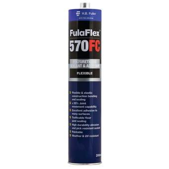 HB Fuller FulaFlex 570FC PU Silicone Grey 310ml
