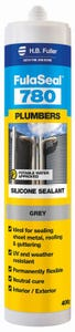HB Fuller Fulaseal™ 780 Plumbers Sealant Grey 400g