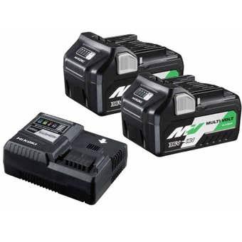 HiKOKI Multi Volt Lithium-Ion Battery Kit -