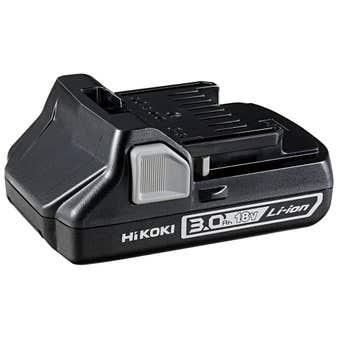 HiKOKI 18V 3.0Ah Compact Lithium-Ion Battery