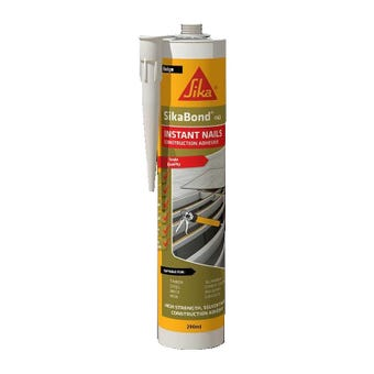 Sika Sikabond® Instant Nails Construction Adhesive 290ml