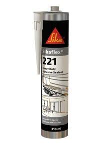 Sika Sikaflex® 221 Industrial Adhesive Sealant White 310ml