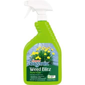 Amgrow Organix Weed Blitz 750ml