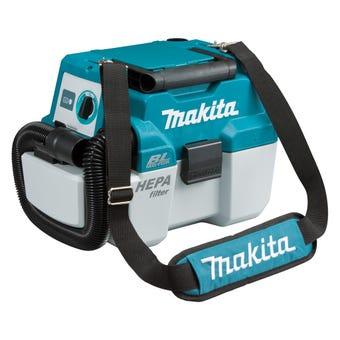 Makita 18V Brushless Wet & Dry Dust Extractor Skin