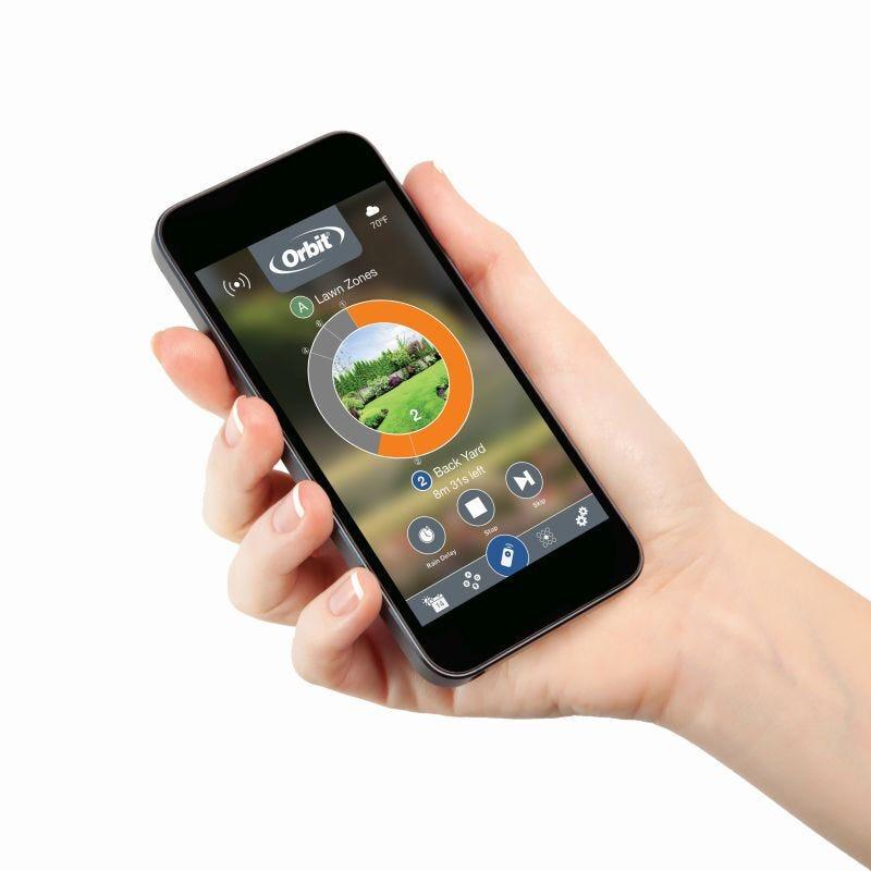 Orbit B-Hyve Smart Hose Tap Timer with WiFi Hub