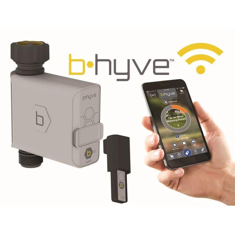 Orbit B-Hyve Smart Hose Tap Timer with Wi-Fi Hub