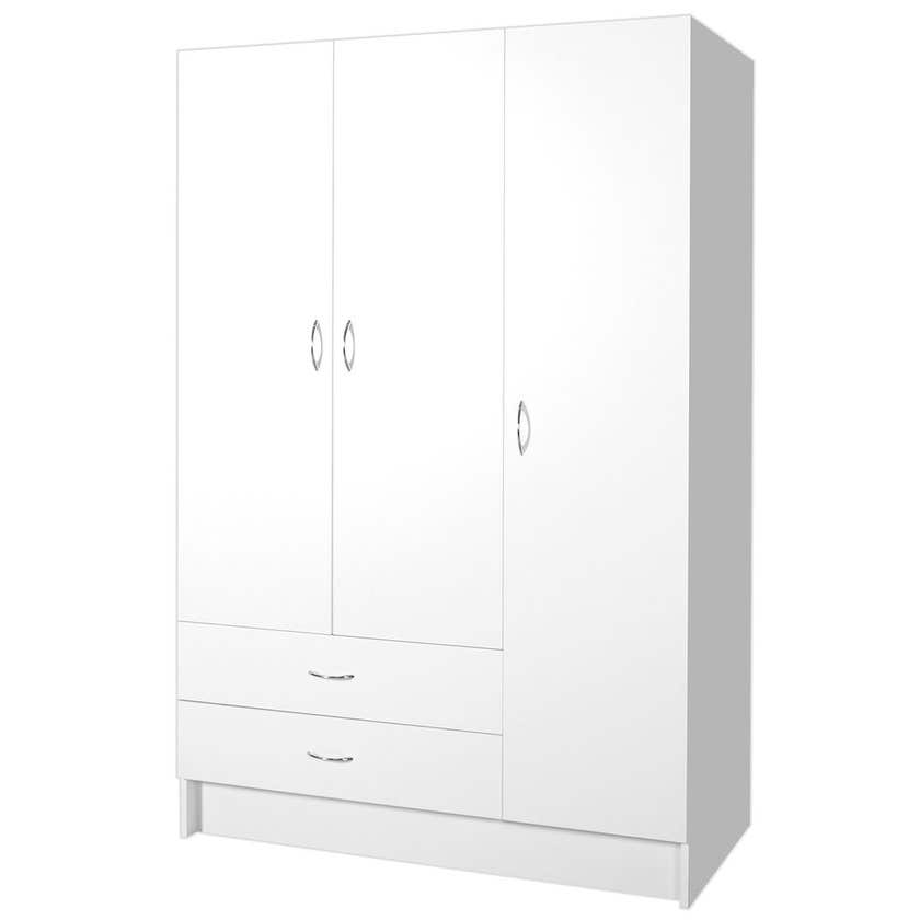 Faulkner™ 3 Door 2 Drawer Wardrobe Unit 1200mm