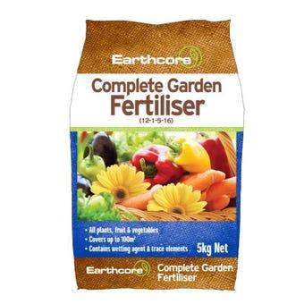 Earthcore Complete Garden Fertiliser 5Kg