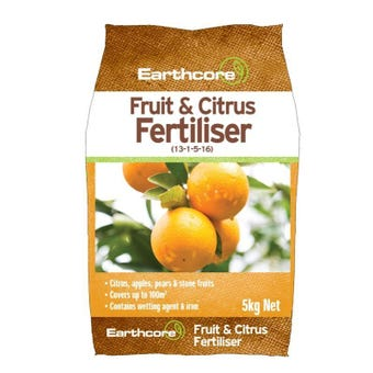 Earthcore Fruit & Citrus Fertiliser 5Kg