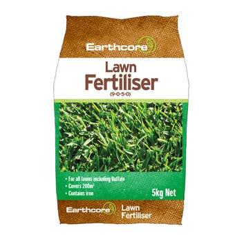 Earthcore Lawn Fertiliser 5kg