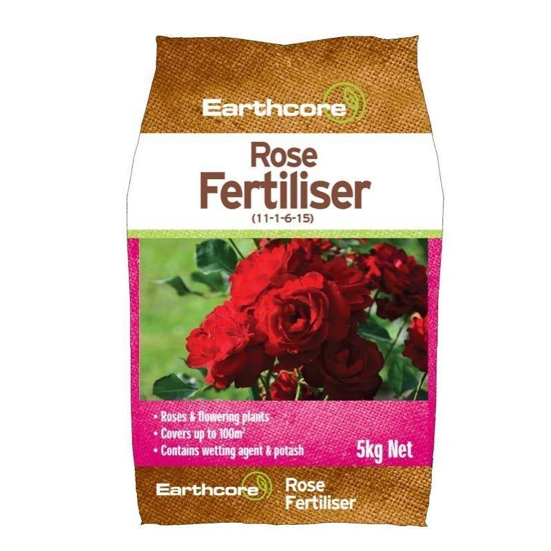 Earthcore Rose Fertiliser 5Kg