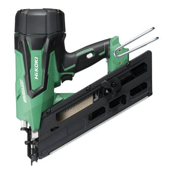 HiKOKI 18V Brushless 90mm Strip Nailer Skin NR1890DBCL(H4Z)