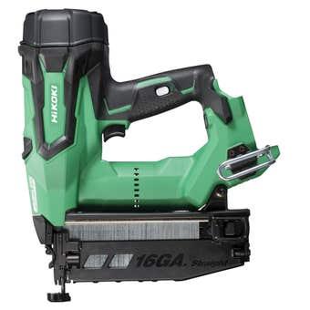 HiKOKI 18V Brushless 65mm C Finish Nailer Skin