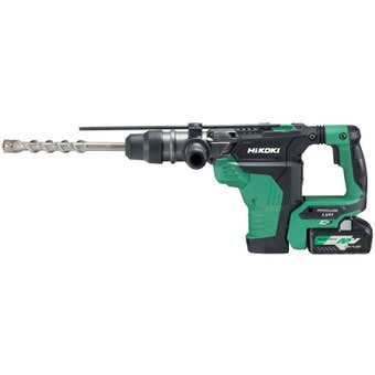 HiKOKI 36V Brushless SDS Max Rotary Hammer Drill Kit