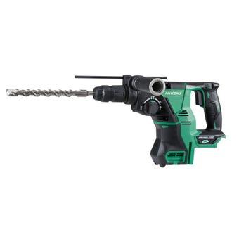 HiKOKI 36V Brushless SDS Plus Rotary Hammer Drill Skin