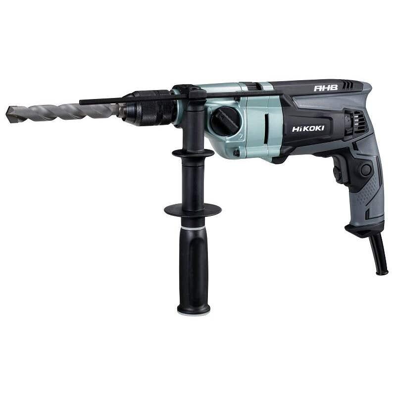 HiKOKI 1120W 22mm Impact Drill with Safety Slip Clutch