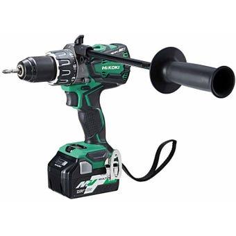HiKOKI 36V Brushless Impact Drill Driver Kit